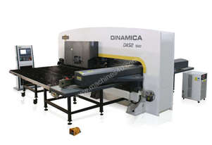 Deratech ELECTRIC TURRET PUNCH PRESS