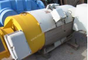 280kw 375 hp 8 pole 3.3kv Slip Ring Electric Motor
