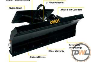DIGGA DOZER BLADE Blade Attachments