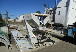 2007 Mixers Australia Agitator Frame with Gearbox and Controls