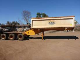 2013 GTE TRi Axle Side Tipping A  Trailer AUCTION - picture1' - Click to enlarge