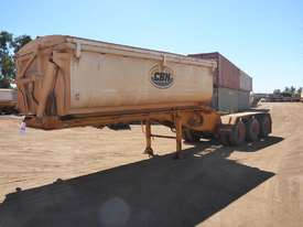 2013 GTE TRi Axle Side Tipping A  Trailer AUCTION - picture5' - Click to enlarge
