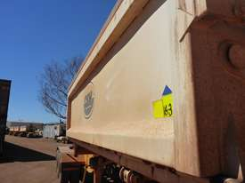 2013 GTE TRi Axle Side Tipping A  Trailer AUCTION - picture12' - Click to enlarge