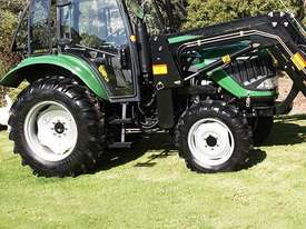 New Enfly 554 Tractor with Cabin & front end loader - picture1' - Click to enlarge