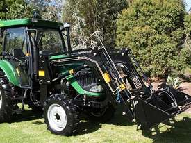 New Enfly 554 Tractor with Cabin & front end loader - picture4' - Click to enlarge