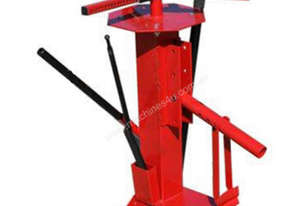 MANUAL TYRE CHANGER LIGHT TRUCK H/DUTY