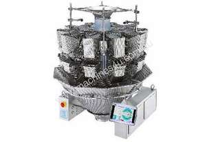 10 Head Multihead Weigher with 10.4