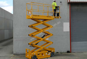 Haulotte COMPACT 10N Electric Scissor Lift