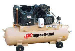 Ingersoll Rand 2545C10/12-SD  10hp  Reciproating Air Compressor