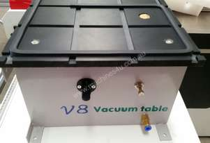 AARON Vacuum Table | Suction Table | Workpiece Clamp