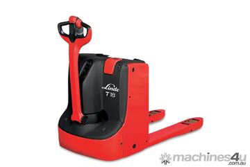 Linde Series 1152 T16-T20 Electric Hand Pallet Trucks