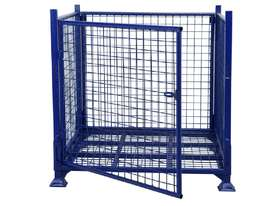 Stillage Cage 1000kg Swing Door - picture0' - Click to enlarge