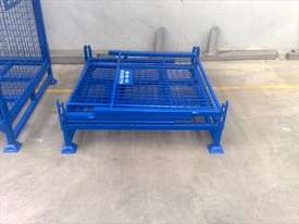 Stillage Cage 1000kg Swing Door - picture2' - Click to enlarge