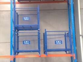 Stillage Cage 1000kg Swing Door - picture3' - Click to enlarge