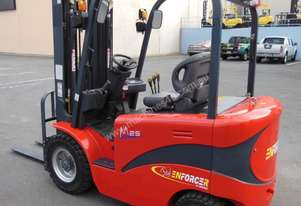 1.8T Electric Forklift - Purchase or Rent to Own available
