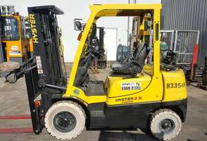 Good Condition Hyster 2.5T Counterbalance Forklift