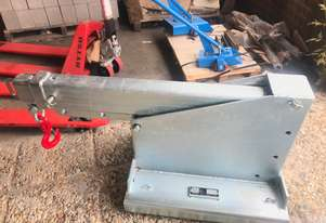 Forklift Tilt Jib Extents to 2.03m 1.36m Height 4750 KG Syd