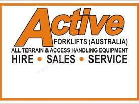 Forklift Tilt Jib Extents to 2.03m 1.36m Height 4750 KG Syd - picture7' - Click to enlarge