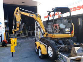 UBT20S Silence Excavator Hydraulic Rock Breaker ATTUBT - picture2' - Click to enlarge