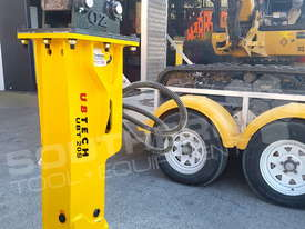 UBT20S Silence Excavator Hydraulic Rock Breaker ATTUBT - picture3' - Click to enlarge