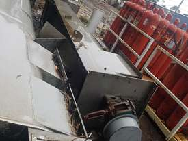 Stainless Steel Screw Conveyor - picture0' - Click to enlarge