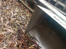 Stainless Steel Screw Conveyor - picture3' - Click to enlarge