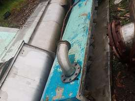 Stainless Steel Screw Conveyor - picture5' - Click to enlarge