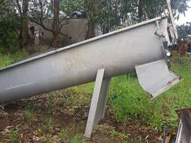 Stainless Steel Screw Conveyor - picture7' - Click to enlarge