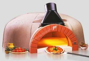 Vesuvio GR140 X 180 GR Series Oval Commercial Wood Fired Oven