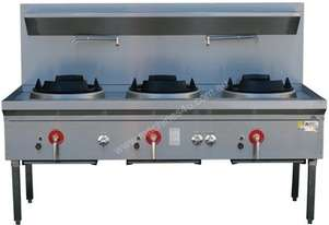 LKK LKK-3BC Waterless Wok Burners