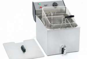Roller Grill FD 80 R 8L Single Fryer with Oil Tap