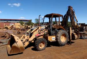 2010 Case 580SR Backhoe *DISMANTLING*