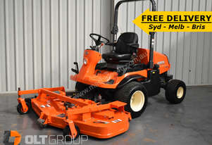 Kubota F3680 Diesel Out Front Mower 72