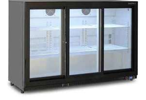 Bromic BB0330GDS - Back Bar Display Chiller 307L (Sliding Door)