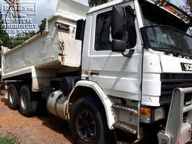 Scania 113M Tandem Axle Tipper.  E.M.U.S. TS384 - picture0' - Click to enlarge