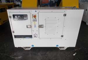 11kW/14.5kVA 3 Phase Soundproof Diesel Generator built in Italy, Perkins Engine.
