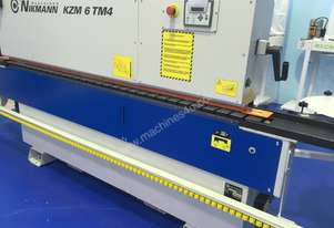 NikMann KZM6-TM4-v31 Edgebander 100% Made in Europe