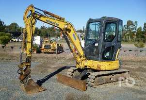 KOMATSU PC30MR-2 Mini Excavator (1 - 4.9 Tons)