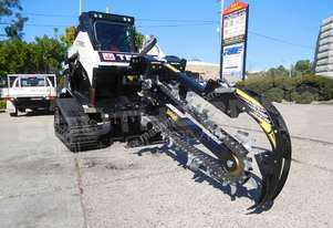 Hydrive XD 1200mm Skid Steer Trencher ATTTRENC