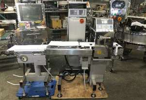 Checkweigher/Metal Detector Combo Unit