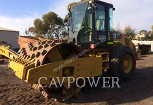 CATERPILLAR CS56 Vibratory Single Drum Smooth
