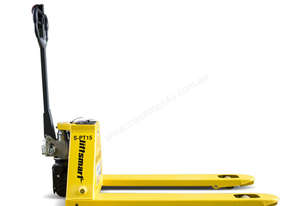 Brand New Semi-Electric Hand Pallet Truck/Jack