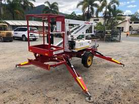 2007 Nifty Lift 120TPE Trailer mounted cherry picker - picture1' - Click to enlarge