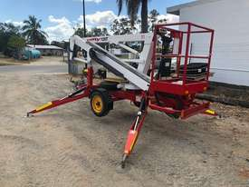 2007 Nifty Lift 120TPE Trailer mounted cherry picker - picture3' - Click to enlarge