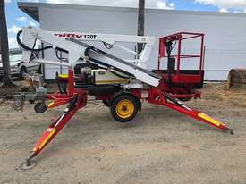 2007 Nifty Lift 120TPE Trailer mounted cherry picker - picture4' - Click to enlarge