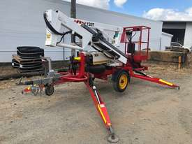 2007 Nifty Lift 120TPE Trailer mounted cherry picker - picture5' - Click to enlarge