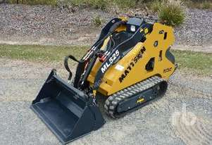 MATTSON ML525 Compact Track Loader