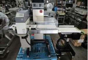 Combo Metal Detector Checkweigher with Arm Reject