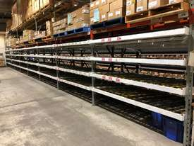 Roller pallet racking - picture0' - Click to enlarge