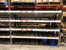 Roller pallet racking - picture1' - Click to enlarge
